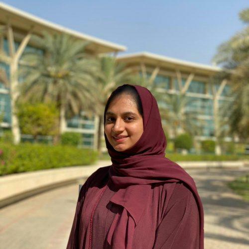 Hania Farhan _ Student Guide team subhead